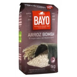 ARROZ BOMBA PAPEL